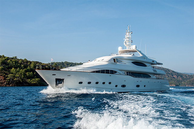 Yacht Charters in Turkey & Greece with AYLINES